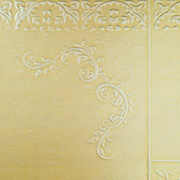 Panel sibu mystique gold silver