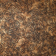 Panel sibu orient vintage copper
